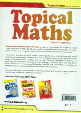 S1N(A) Topical Maths (New Syllabus)