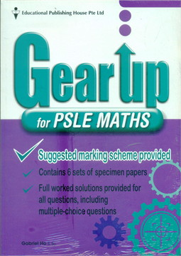 Gear up for PSLE Maths