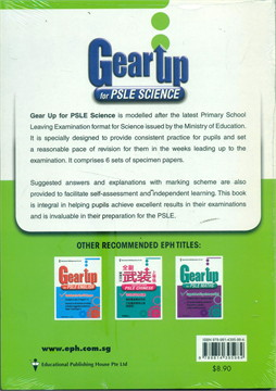 Gear up for PSLE Science