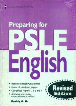 Preparing for PSLE English
