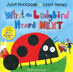 What the Ladybird Heard Next with CD