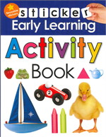 Activity Book (Early Learning)
