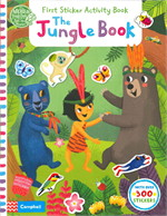 The Jungle Book: First Sticker Activity