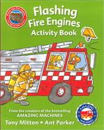 Amazing Machines Flashing Fire Engines
