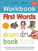 Wipe Clean Workbooks: First Words