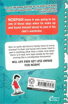 The World of Norm (May Contain Nuts)