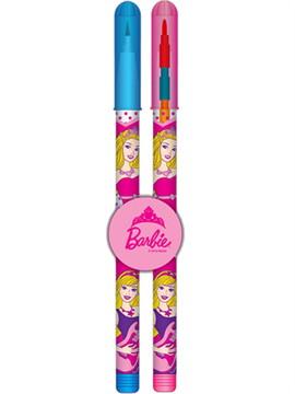 Barbie The Princess & The Popstar Magic Book หนังสือล่องหน + เซ็ตดินสอและดินสอสี