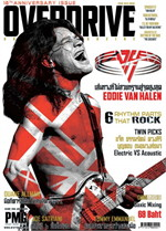 Overdrive Guitar Magazine Issus 209