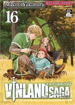 Vinland Saga สงครามคนทมิฬ ล.16