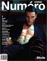 NUMERO (HOMME) OCTOBER 2016