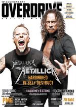 Overdrive Guitar Magazine Issus 216