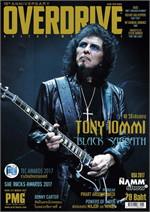 Overdrive Guitar Magazine Issus 217