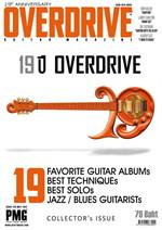 Overdrive Guitar Magazine Issus 219