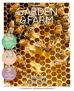 Garden&Farm Vol.6 มาเลี้ยงผึ้งและชันโรงฯ