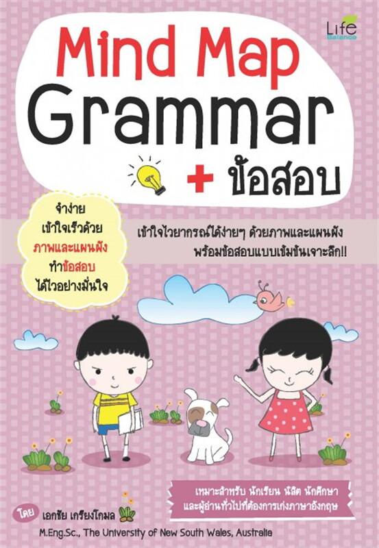 Mind Map Grammar + ข้อสอบ