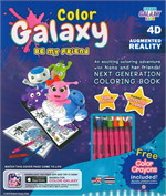Color Galaxy be my friend 4D