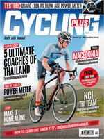 CYCLING PLUS THAILAND No.54 November2017