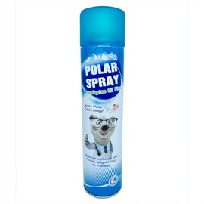 polar spray 280 ml. สเปรย์ปรับอากาศ