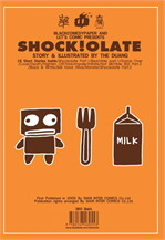 SHOCKOLATE + I AM