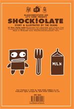 SHOCKOLATE + I AM