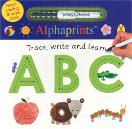 Alphaprints: Trace, Write & Learn ABC
