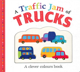 Picture Fit: A Traffic Jam of Trucks