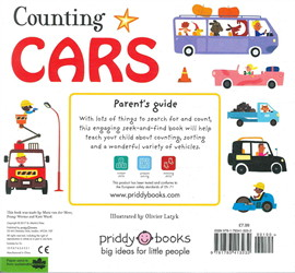 The Counting Collection: Counting Cars