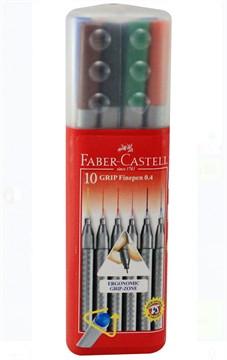 ปากกากริปไฟน์กล่อง 10 ด้าม
