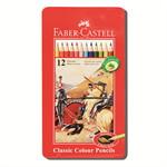 Faber Castellดินสอสีอัศวิน 12