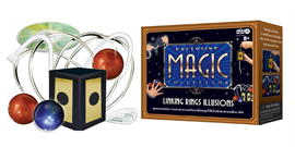 Exclusive Magic Rinkings Rings Illusions
