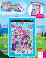 MY LITTLE PONY Interactive Learning Pad