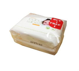 Uniqwipes Sensitive Baby Wiper 30 ชิ้น
