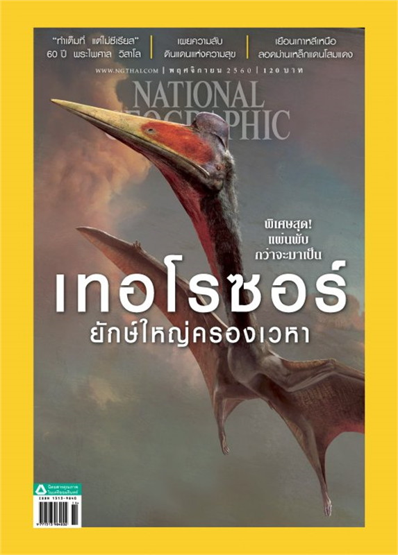 NATIONAL GEOGRAPHIC ฉ.196 (พ.ย.60)
