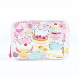 กระเป๋าอนกประสงค์ ลาย Kuro sweet party Pink
