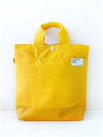 กระเป๋าผ้าแคนวาส Totebag สีเหลือง