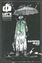 Let's Comic HATEFUL MAN