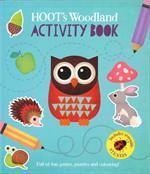 Hoot's Activity Book