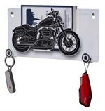 Motor Bike Hanger Black