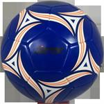 ลูกฟุตบอล PVC หนังเย็บ เบอร์ 5 น้ำเงิน