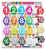 Stick COLOUR NUMBER