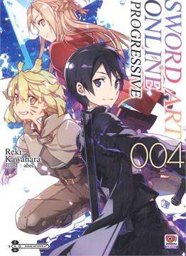 Sword Art Online Progressive เล่ม 4