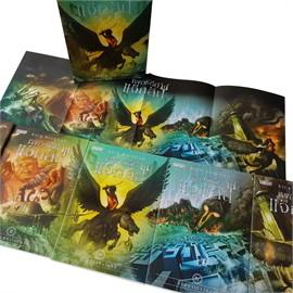 Box Set เพอร์ซีย์ แจ็กสัน เล่ม 1-5 (Percy Jackson and the Olympians)