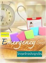 emergency love วิกฤตรักฉบับฉุกเฉิน