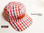 หมวก P-CAP ผ้าขาวม้า PCAP-B13