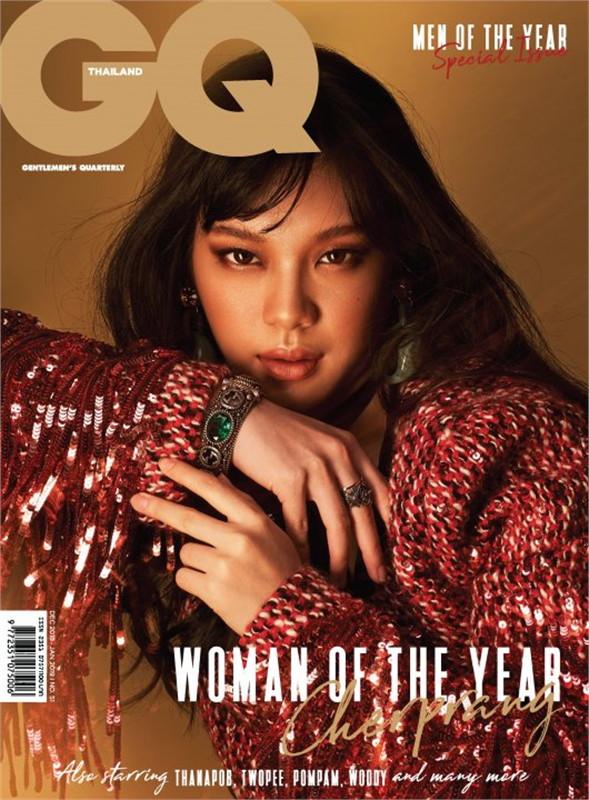 GQ THAILAND MAGAZINE Dec 2018-Jan 2019