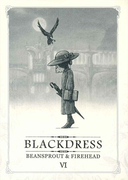 BLACKDRESS BEANSPROUT & FIREHEAD เล่ม 6