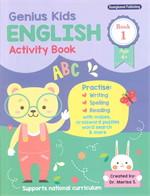 Genius Kids ENGLISH Activity Book 1