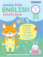 Genius Kids ENGLISH Activity Book 3
