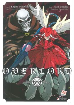 Overlord เล่ม 4 ฉบับ การ์ตูน