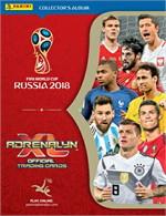 แฟ้มสะสมการ์ด ฟุตบอลโลก 2018 อดรินาลีน